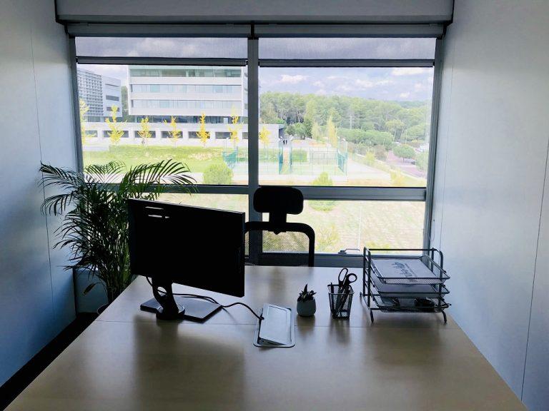 despacho privado coworking
